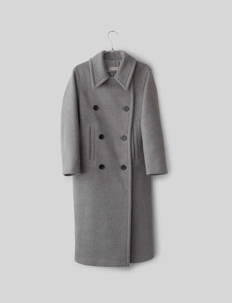 CASHWOOL DOUBLE COAT(long)