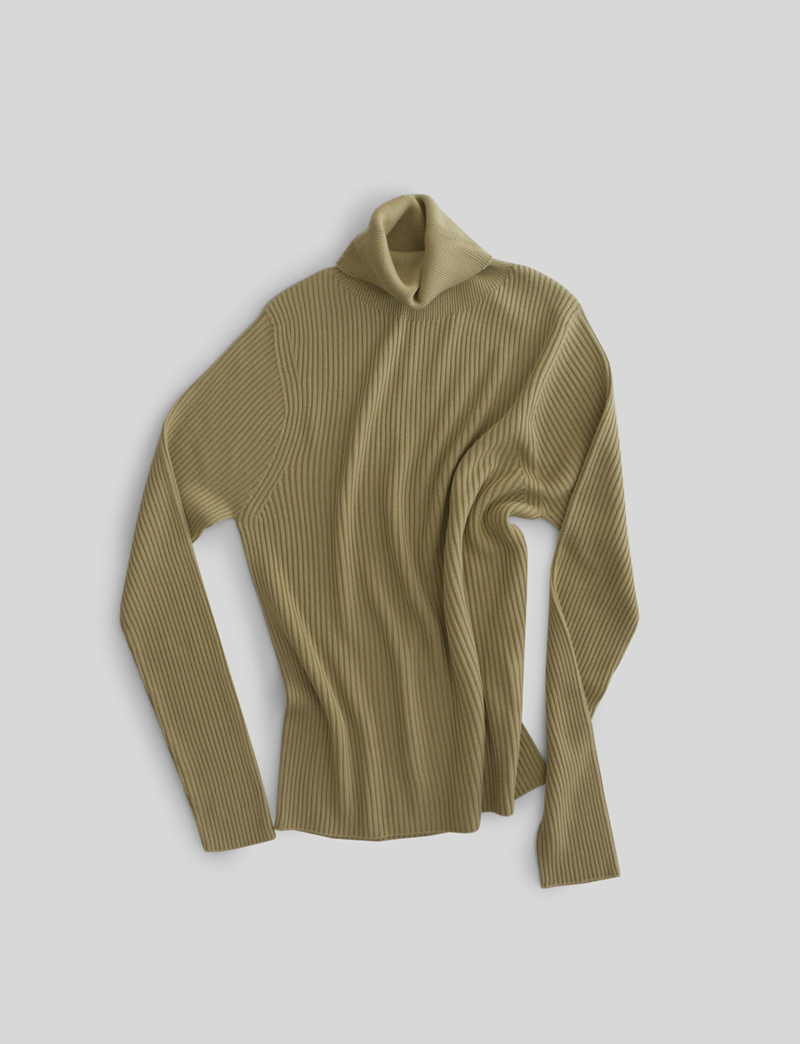 Esential Turtleneck Knit