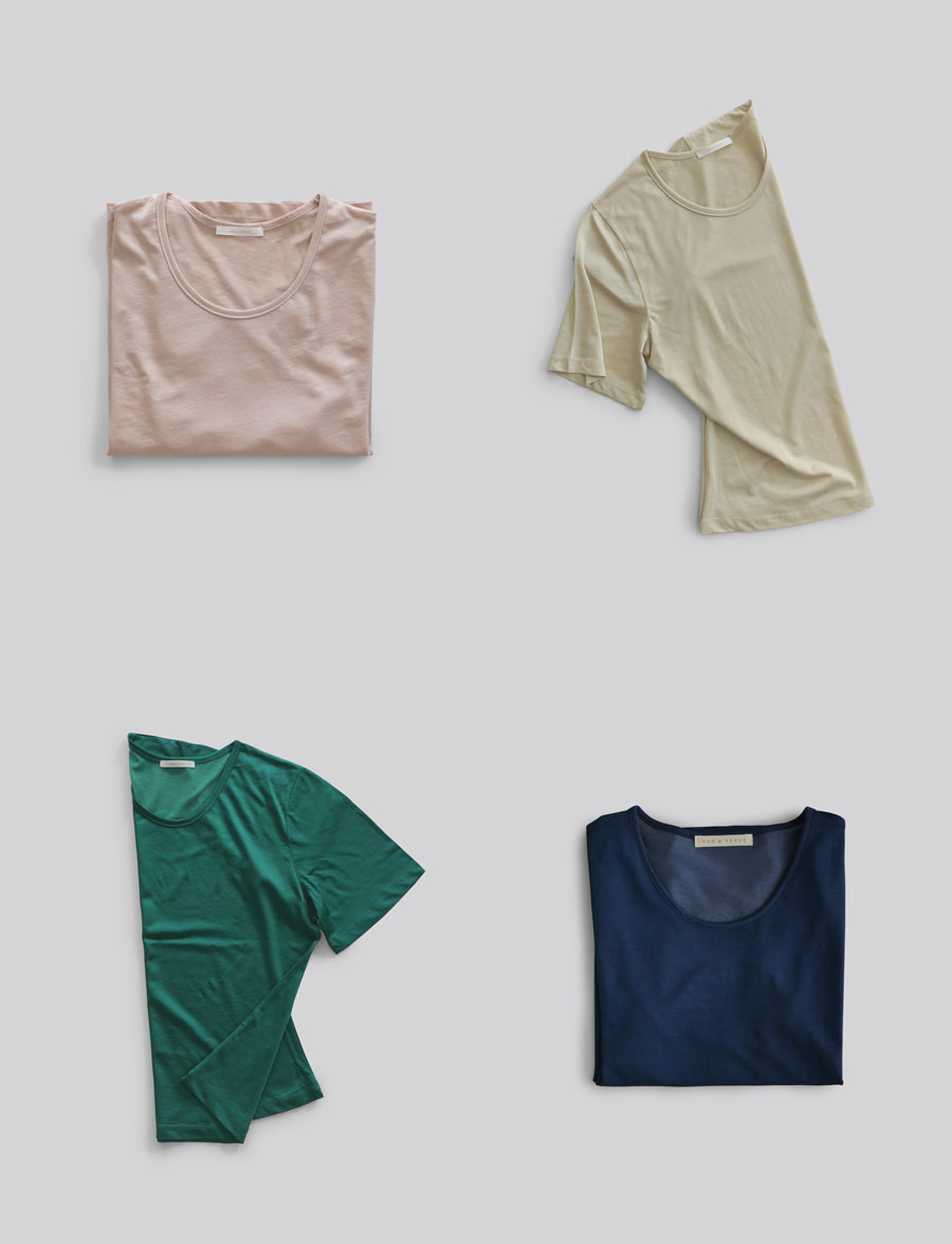 7/8 Open at 1 p.m [Pre-Order / 5Color Set]Jules Tee